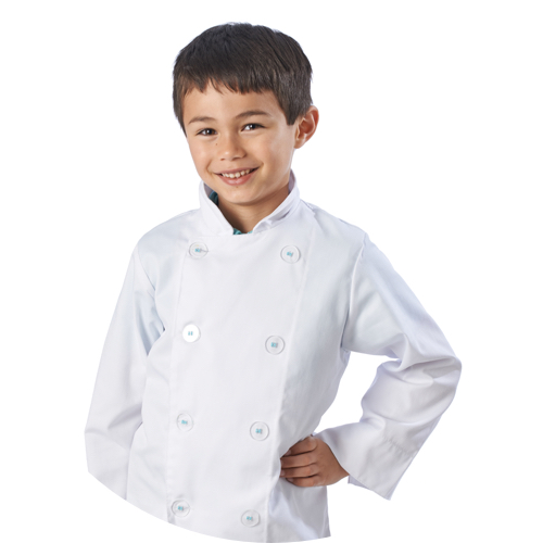 Playful Chef gender neutral Chef Coat